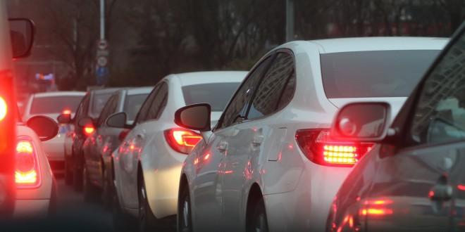 Samochody w korku