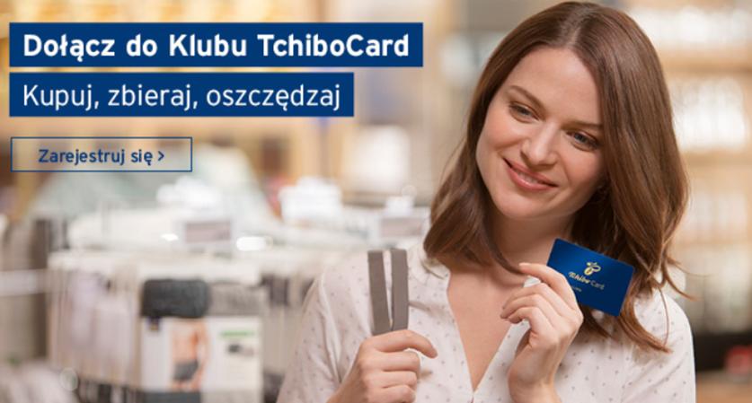 dołącz do klubu Tchibocard