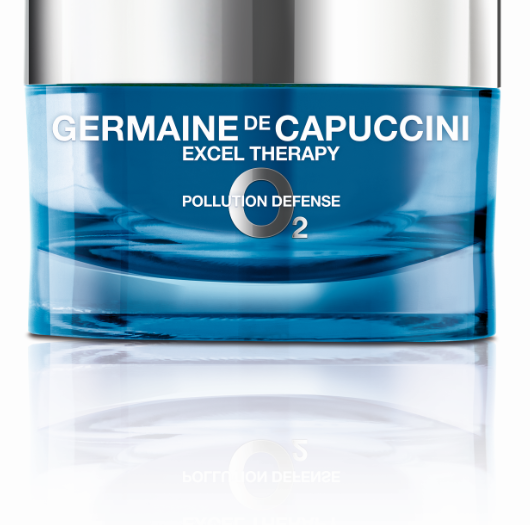 Germaine de Capuccini, Linia Excel Therapy O2 Pollution Defence Cream, Krem Ochronny Przed Zanieczyszczeniami