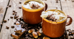 zimowa kawa