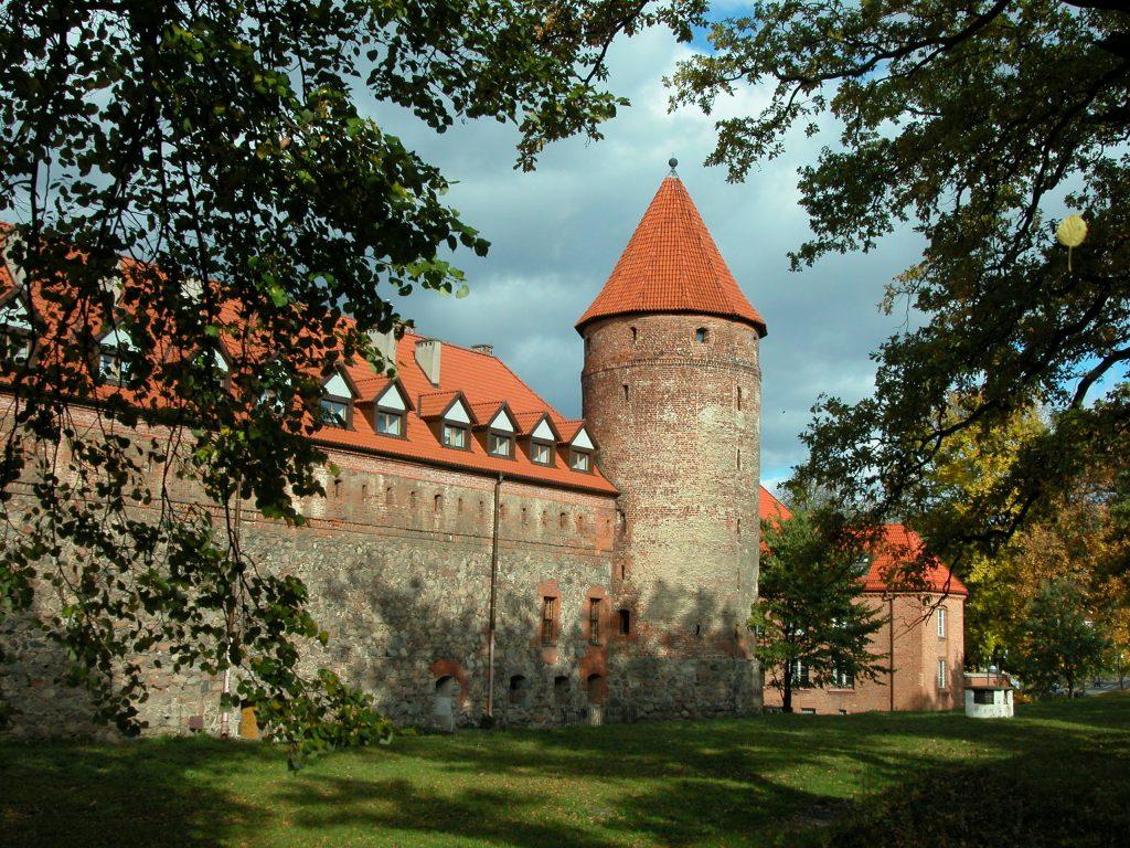 Bytow zamek krzyżacki