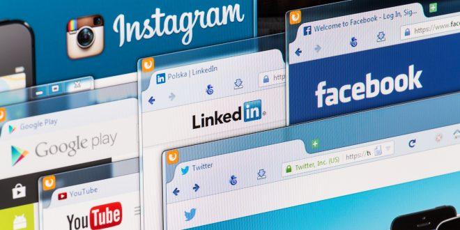 firmowe media społecznościowe