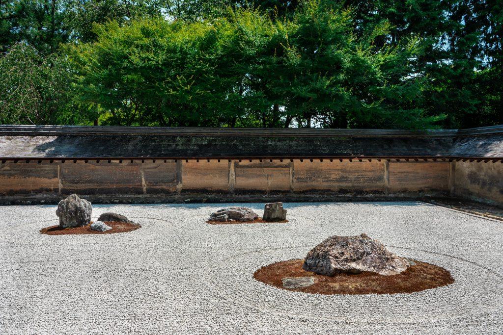 Hiraniwa ogród zen