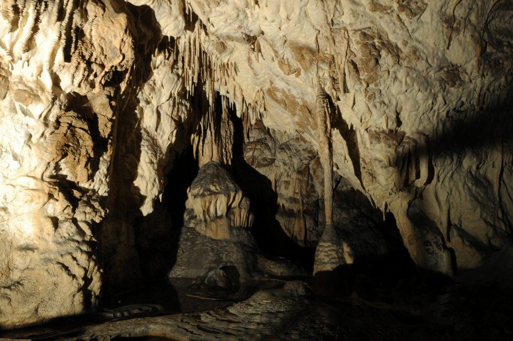 Jaskinia Raj, cudowne zjawisko natury
