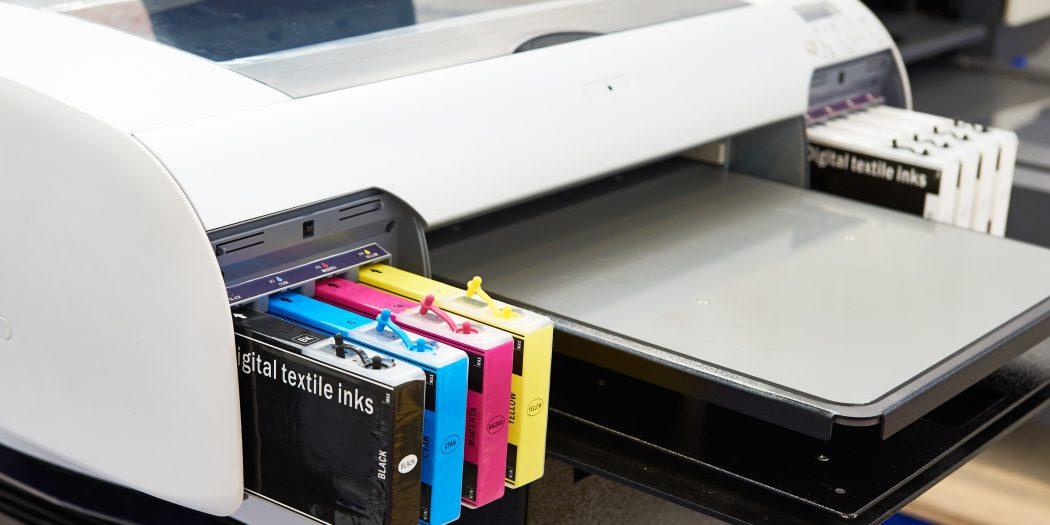 katridże w drukarce atramentowej