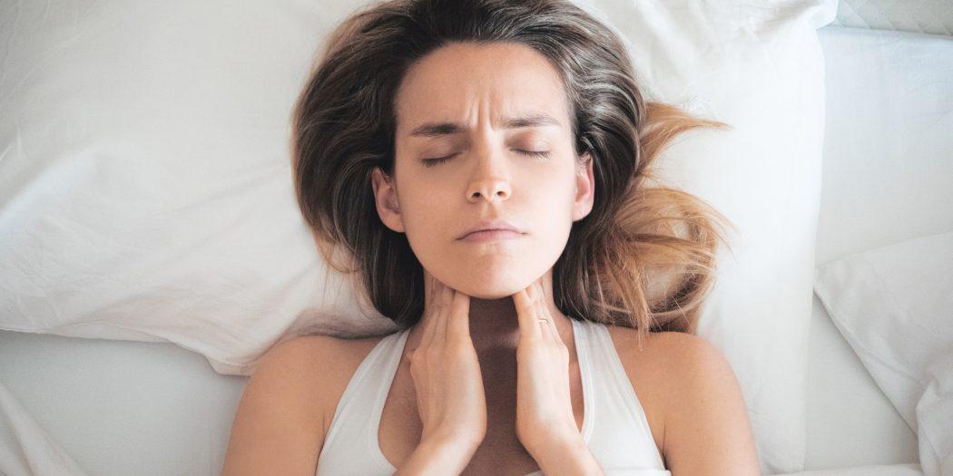 letnia angina