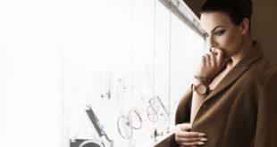 luksusowy zegarek damski
