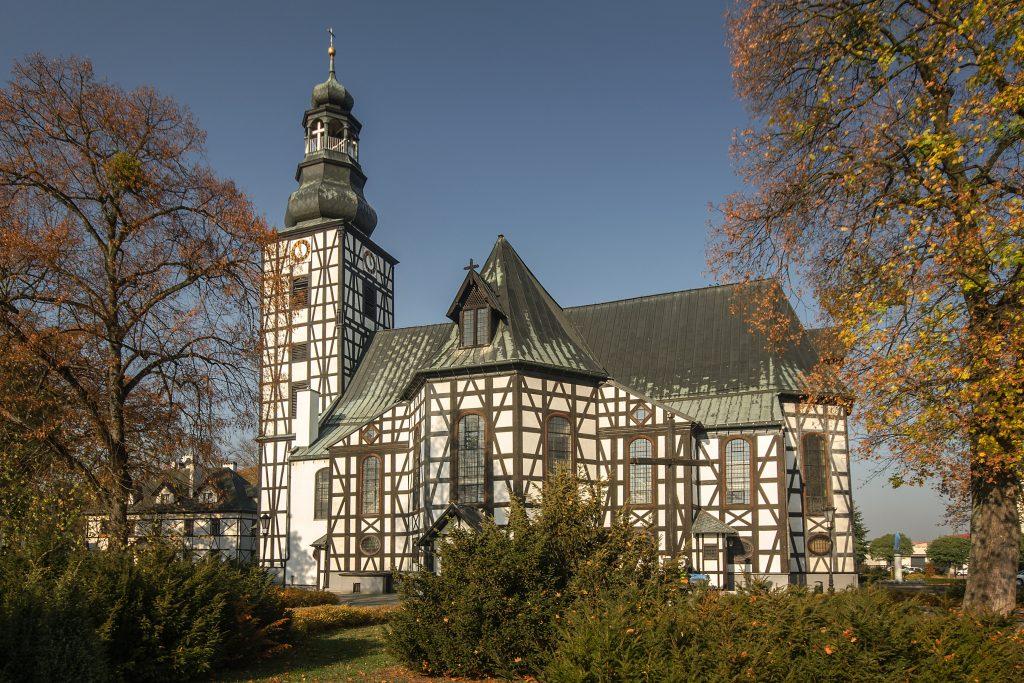 Kościół św. Andrzeja Boboli, Milicz, gm. Milicz, pow. milicki woj. dolnośląskie
