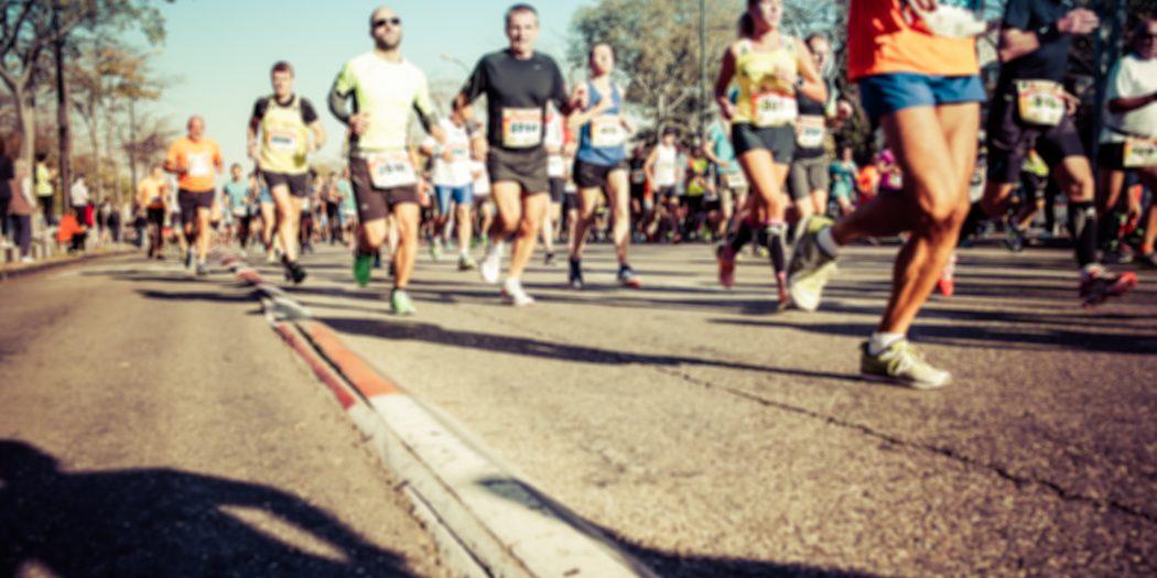 bieg półmaraton