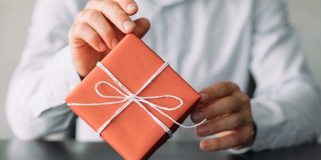 prezent dla klienta biznesowego