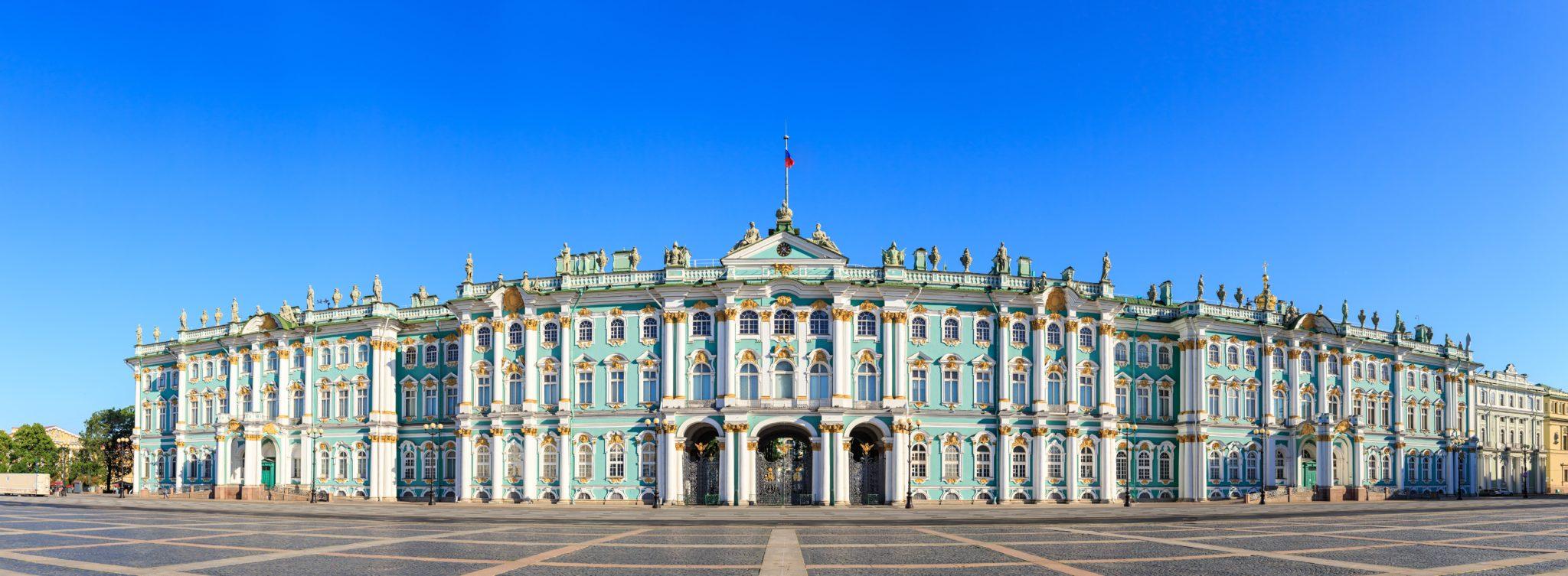 St. Petersburg Ermitaż