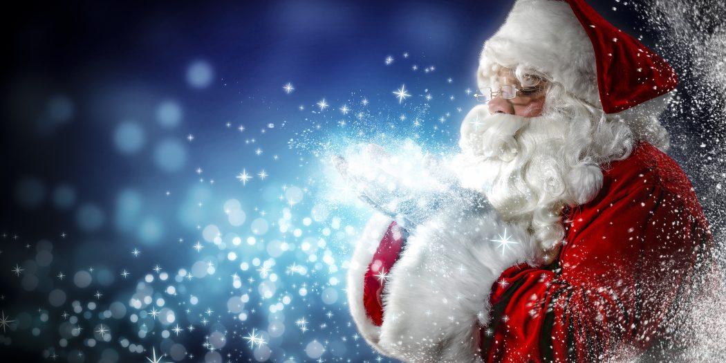 przebranie świętego Mikołaja