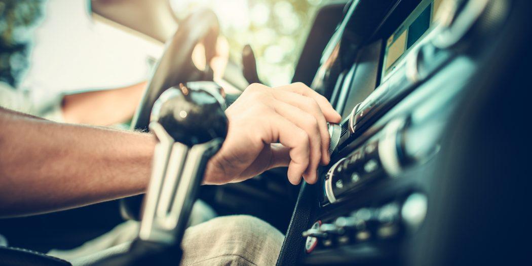 system audio w samochodzie
