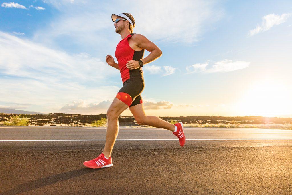 Triathlon bieganie