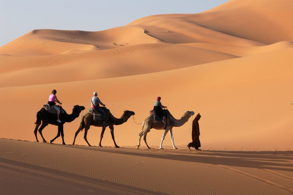 tunezja Sahara