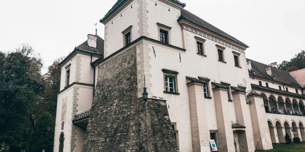 Nawiedzony zamek Sucha Beskidzka