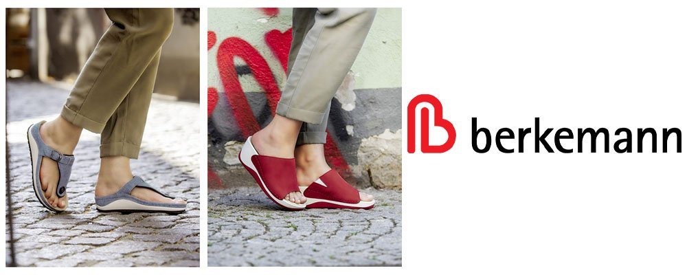 Terapeutyczne buty zdrowotne marki Berkemann w czerwonym kolorze dostępne w sprzedaży w sklepie Butydowkładek
