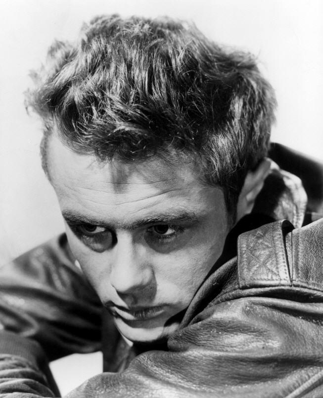 James Dean około 1955