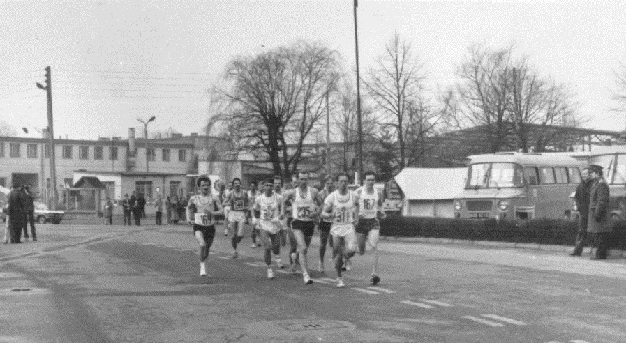 Maraton Dębno 1986