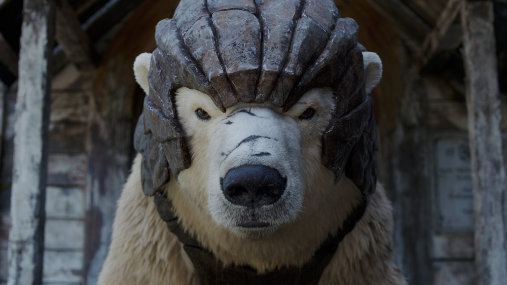 Mroczne materie pancerny niedźwiedź