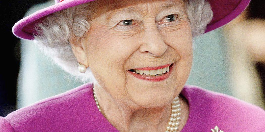 Królowa Elżbieta w 2015 roku