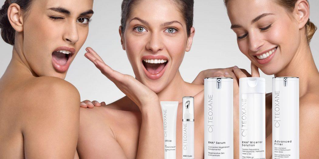 kobiety kosmetyki TEOXANE