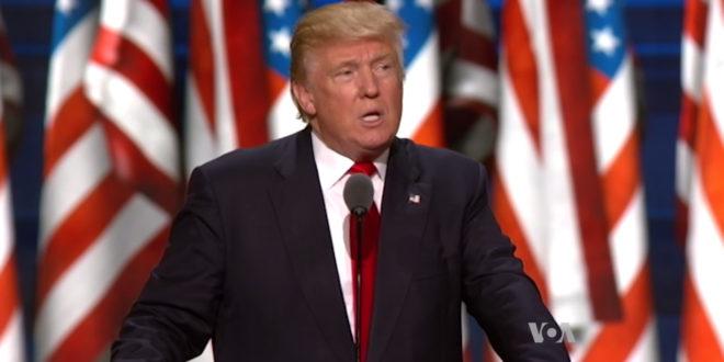 Donald Trump Prezydentem
