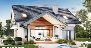 aurory projekt domu jednorodzinnego