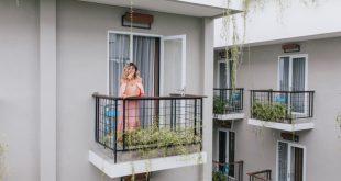 balkon mieszkanie dwupoziomowe