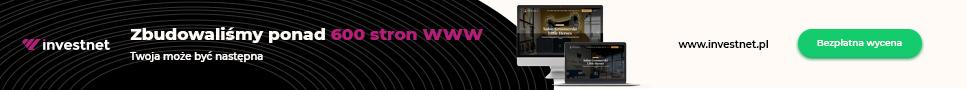 Profesjonalne projektowanie sklepów internetowych - Investnet Wrocław