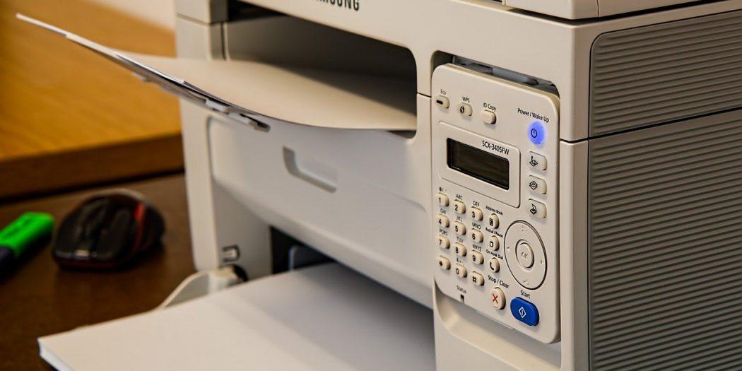 drukarka w firmie