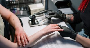 manicure frezarka do paznokci