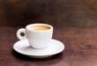 kawa espresso w filiżance