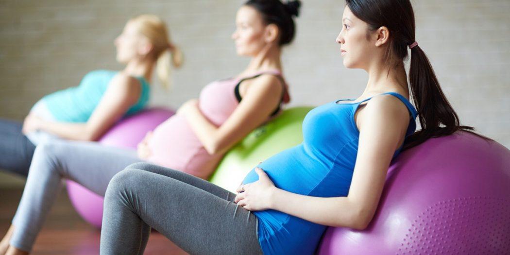 kobiety w ciąży aktywność fizyczna