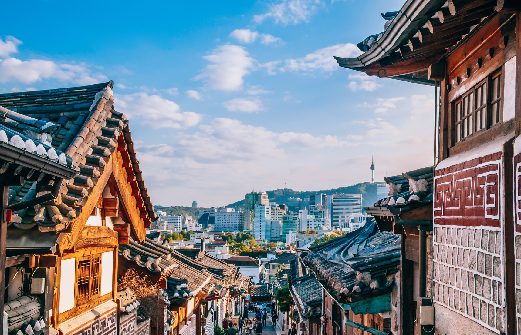 Business Travellers Guide to Seoul - Korea Replublic