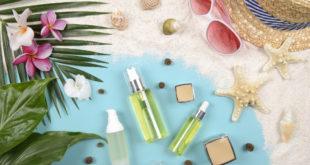 kosmetyki na wakacje