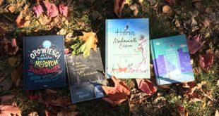 książki dla małych samotników