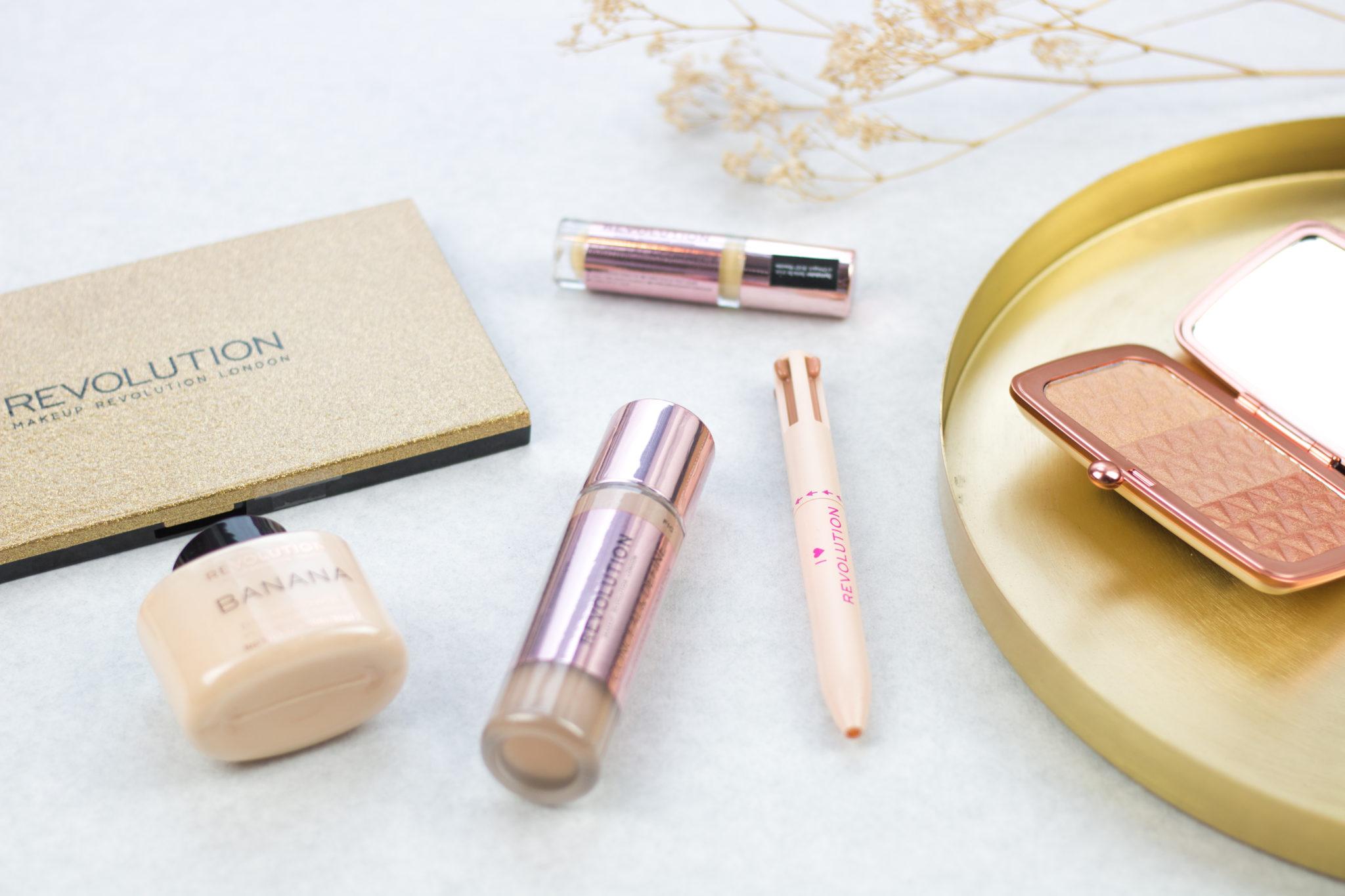 Rozświetlacze i bronzery Makeup Revolution