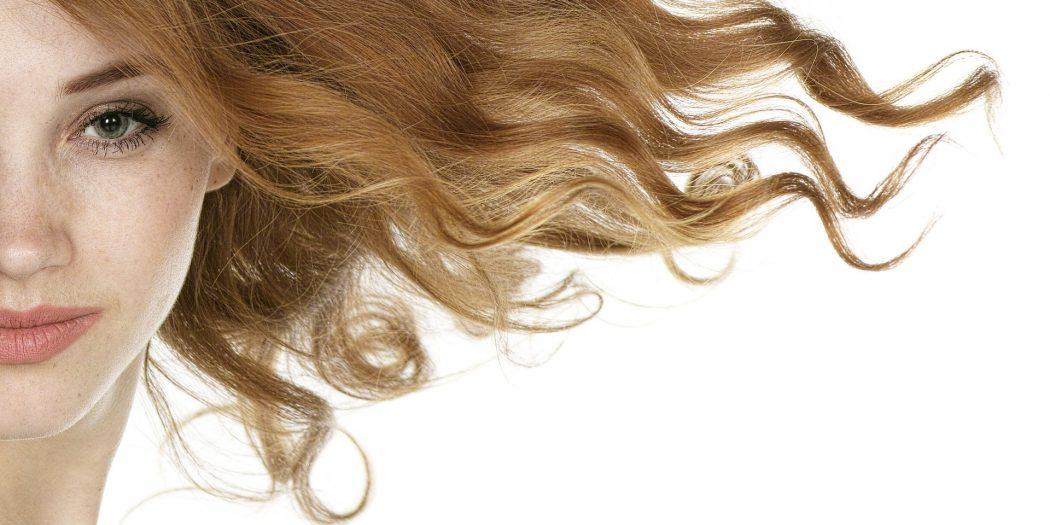 modelka włosy