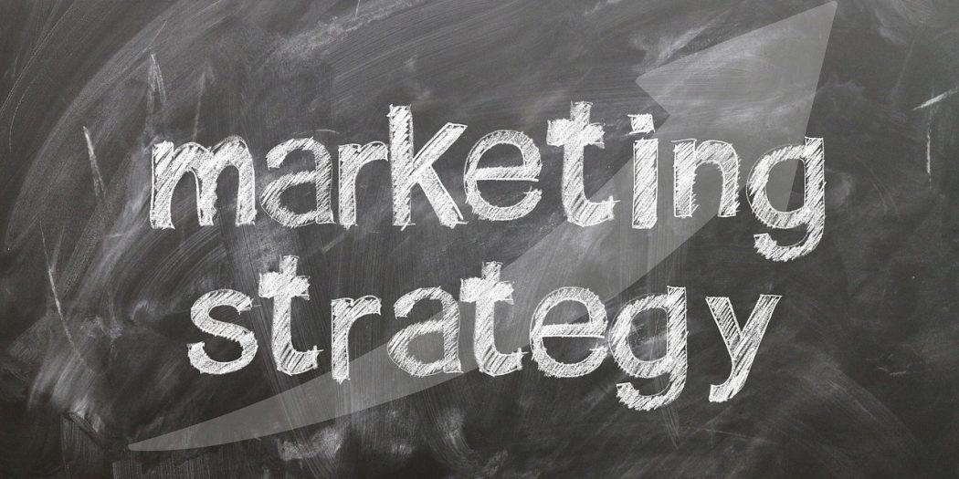 napis strategia marketingowa