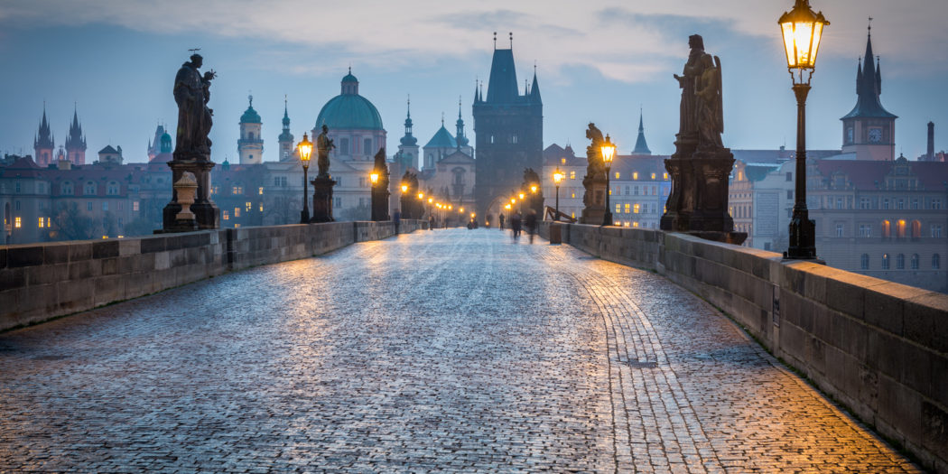 Most Karola, Praga