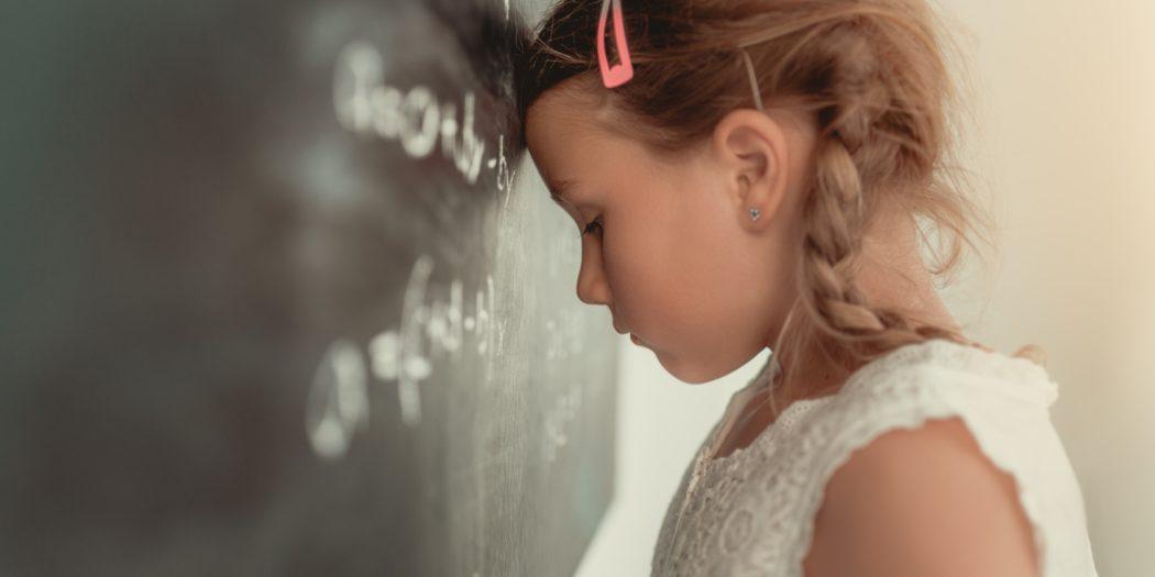 problem z matematyką