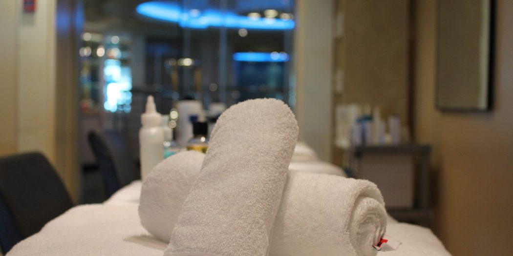 ręczniki spa