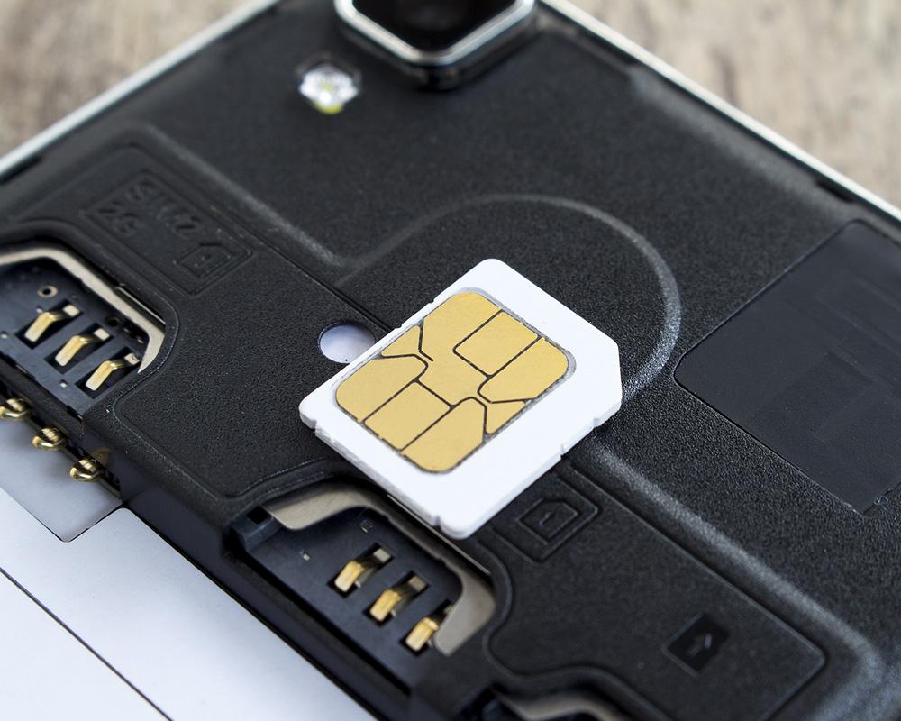 Karta SIM w telefonie