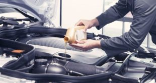 wybór i wymiana oleju silnikowego