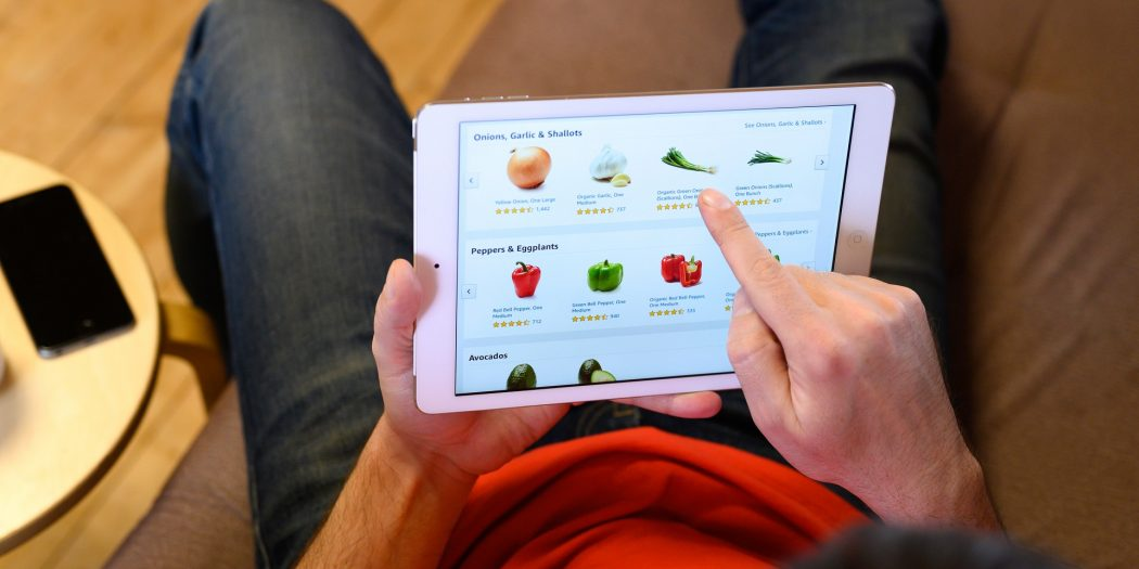 zakupy spożywcze przez internet