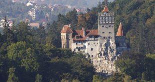 Zamek Drakuli w Branie w Rumunii
