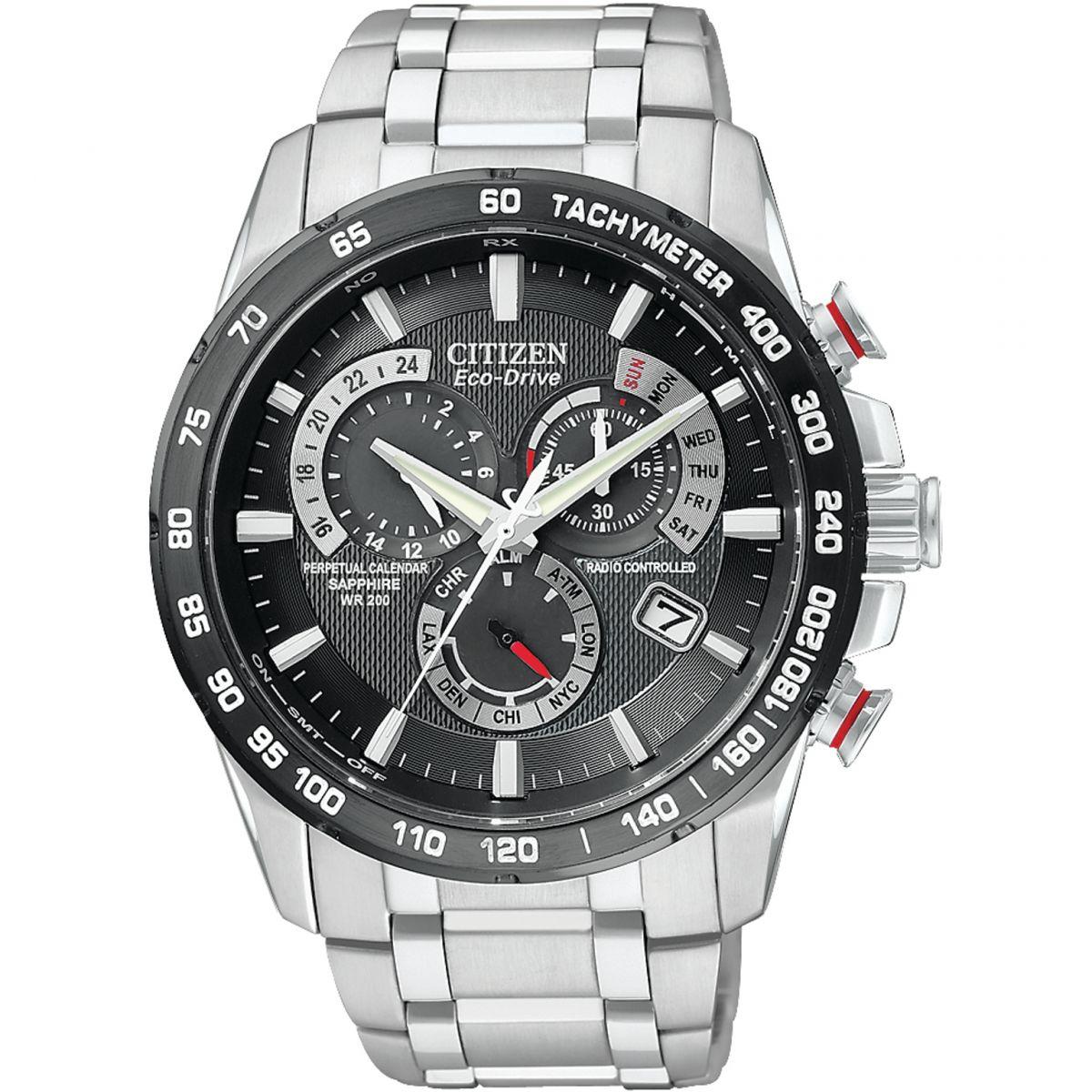 Zegarek Citizen Chrono Perpetual A-T AT4008-51E