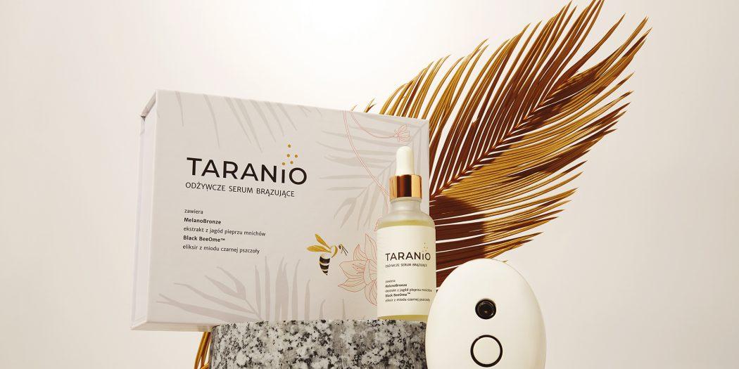Taranio zestaw kosmetyków