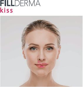 Fillderma Kiss twarz